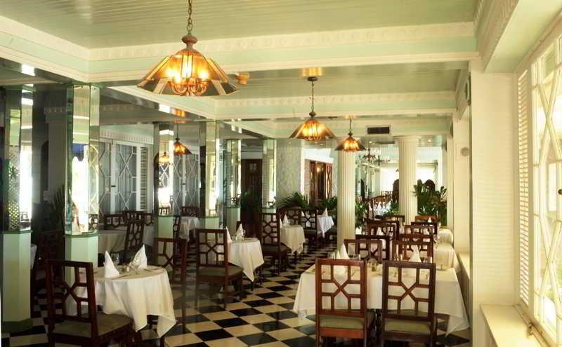 The Inn At Shaw Park Gardens & Waterfalls - Restaurant