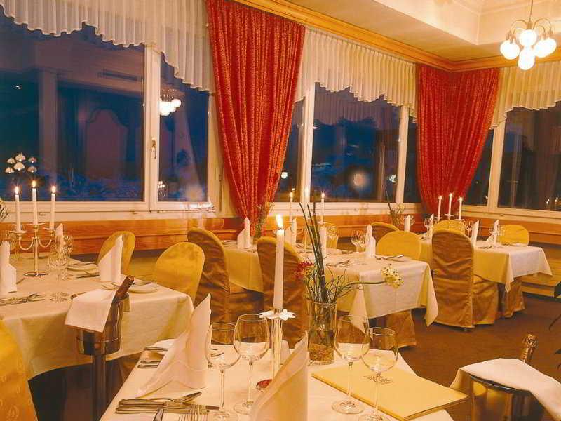 Boutique Chalet-Hotel Beau-Site - Restaurant