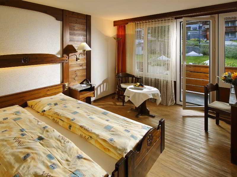 Golfhotel Saaserhof - Zimmer
