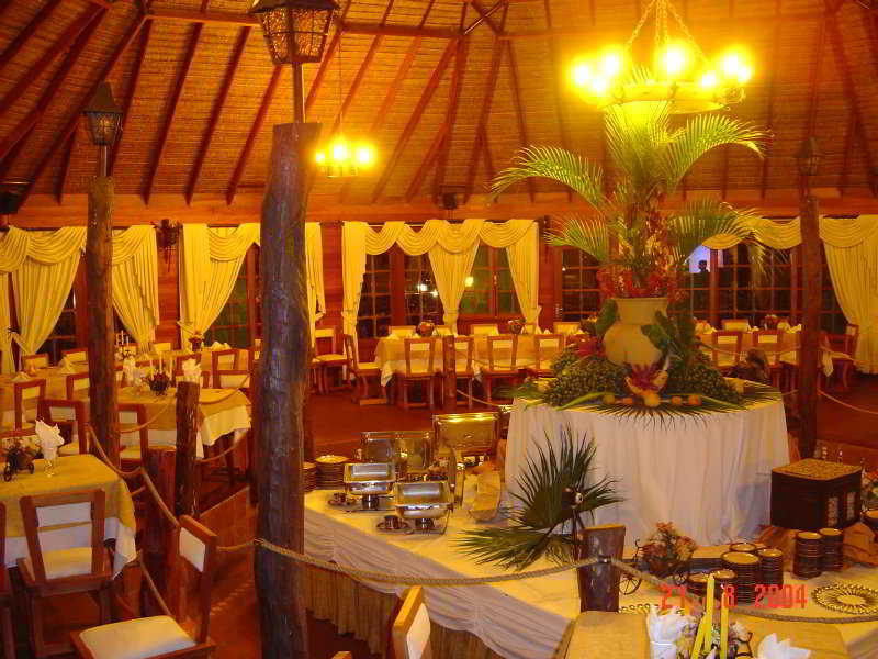 Rio Selva Resort-Santa Cruz - Restaurant