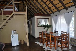 Kichaka Luxury Game Lodge - Diele