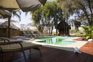 Kichaka Luxury Game Lodge - Pool