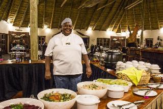 Kichaka Luxury Game Lodge - Restaurant