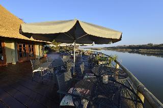 Kichaka Luxury Game Lodge - Terrasse