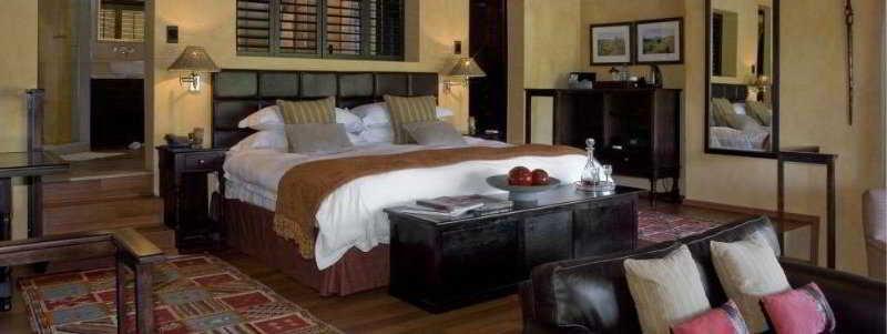 Kichaka Luxury Game Lodge - Zimmer