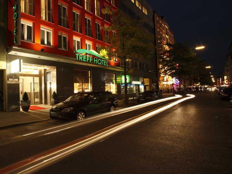 Treff Munchen City Centre Hotel