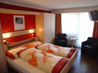 Europa Hotel - Zimmer