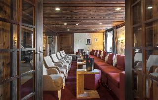 Sunstar Parkhotel Arosa - Diele