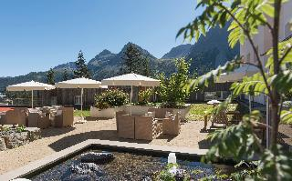 Sunstar Parkhotel Arosa - Terrasse
