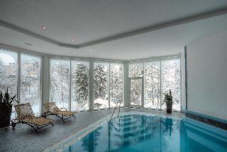 Sunstar Alpine Hotel Flims - Pool