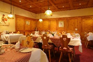 Sunstar Alpine Hotel Flims - Restaurant