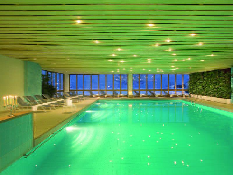 Sunstar Hotel Grindelwald - Pool