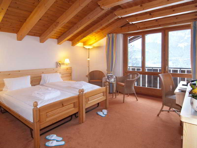 Sunstar Hotel Grindelwald - Zimmer