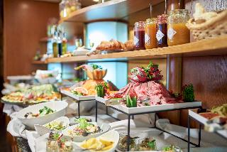 Le Chatelain Hotel - Restaurant