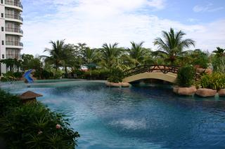 Ancasa Residences Port Dickson - Pool