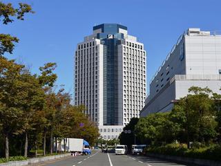 大阪宇宙广场国际交流中心酒店 image