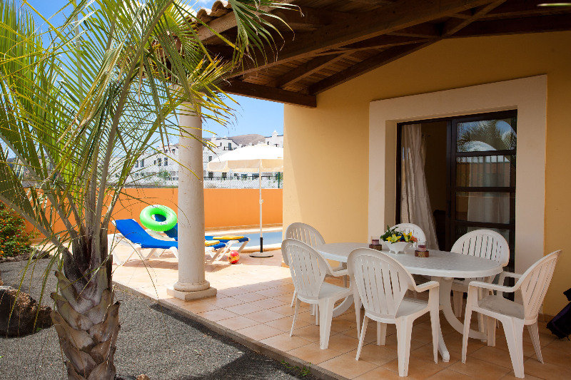Hotel Mirador de Lobos Resort - Terrasse