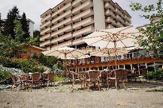 Sunstar Alpine Hotel…, Oberwiesstrasse,3