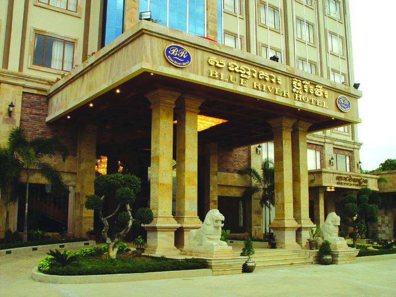 Blue River Hotel, National Road 6a, Preakleap,…