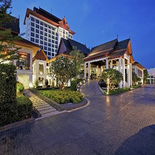 AVANI Khon Kaen Hotel…, Moo 4 Prachasamosorn Road,999