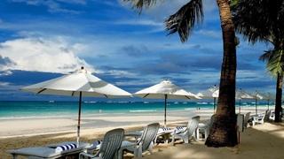 Henann Lagoon Resort - Strand