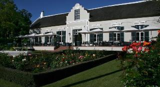 Grande Roche Hotel & Restaurant - Diele