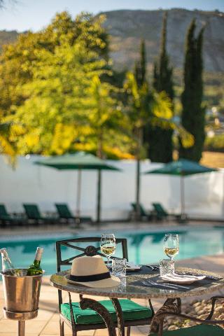 Grande Roche Hotel & Restaurant - Pool