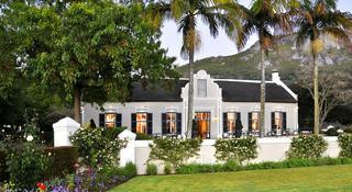Grande Roche Hotel & Restaurant - Terrasse