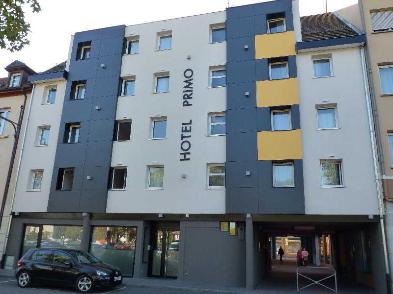 Brit Hotel Primo Colmar, Rue Des Ancetres,5
