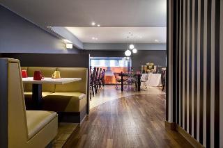Antwerp City Center Hotel - Diele