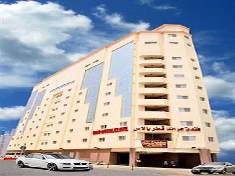 Grand Qatar Palace - Generell