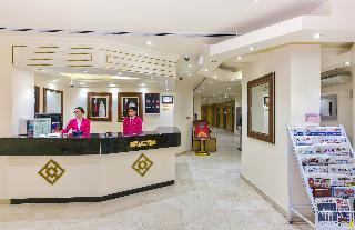 Grand Qatar Palace - Diele