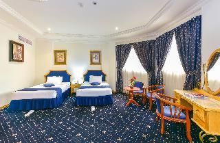 Grand Qatar Palace - Zimmer