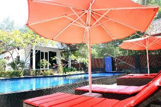Danima Resort Lombok, Jl. Pantai Gili Trawangan,