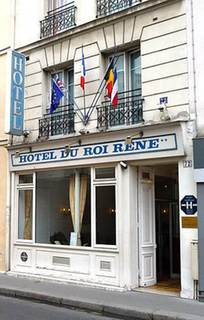 Du Roi Rene Hotel