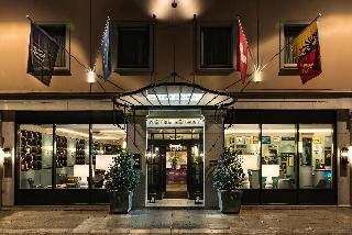 Hotel Rotary Geneva…, Rue Du Cendrier,18-20