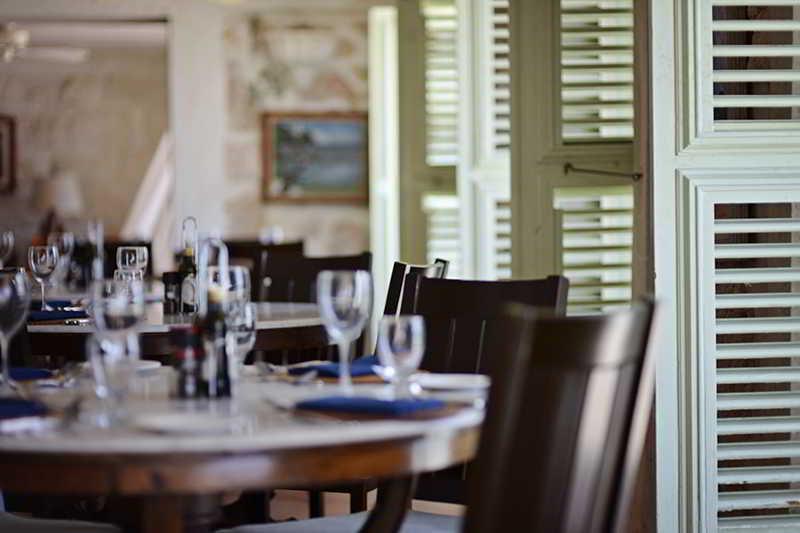 Little Good Harbour - Restaurant