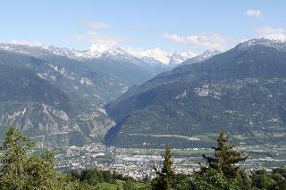 Le Mont Paisible - Terrasse