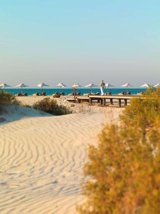 Park Hyatt Abu Dhabi Hotel & Villas - Strand