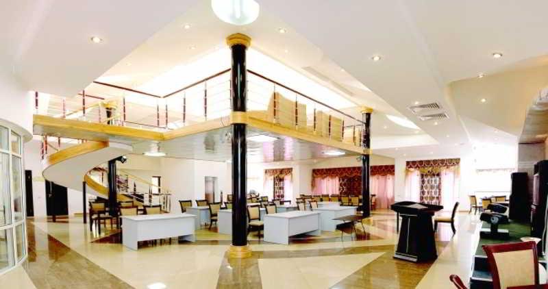 Parasat Hotel & Residence - Diele