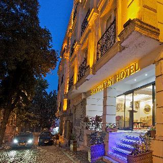 Ayasultan Boutique Hotel, Alemdar Mah. Catalcesme Sok.,26