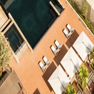 Le Meridien Hotel Bahrain City Centre - Pool