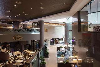 Hilton Guadalajara - Diele