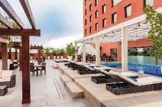Hilton Guadalajara - Pool