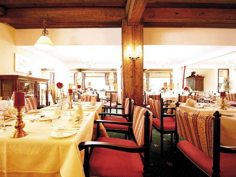 Begresort Seefeld - Restaurant