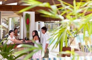 Panglao Bluewater Beach Resort - Diele