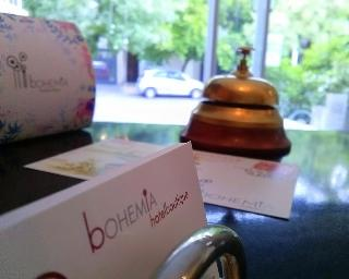 Bohemia Hotel Boutique - Diele