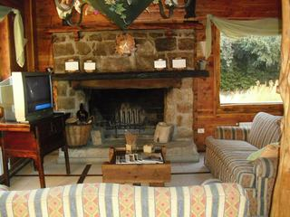 Lago Gutierrez Lodge - Diele
