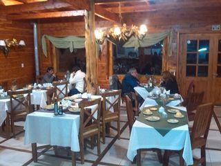 Lago Gutierrez Lodge - Restaurant