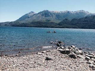 Lago Gutierrez Lodge - Strand